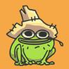 Hillbilly Frog Image