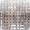 Word Search: Zoo Animals Image