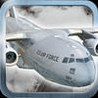 Transport plane simulator 3D Image