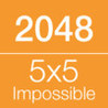 2048:Impossible 5x5 Image