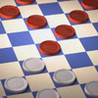 American Checkers 3D Image