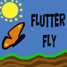 Flutter Fly Image