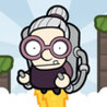Jetpack Granny - Flappy Style Image