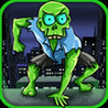 Rooftop Zombie Run Image