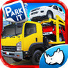 Truck Driving And Parking Race on Euro Town Hard Traffic Roads Image