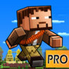 Super Pixel Pistol Hero vs. Monsters - A Block World Survival Game PRO Image