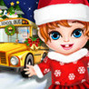 Christmas Adventure with Baby! - At School! Image