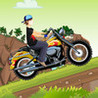 Xtreme Biker Mania - A dirt bike challenge filled with hard-core and free-style stunts that will rush your adrenaline. Image