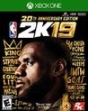 NBA 2K19 for Xbox One Reviews - Metacritic