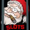 Bad Santa Slots - Pro Christmas Big Win Casino Slot Machine Game Image
