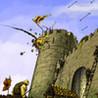 Castle Siege by LL Image