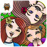 Three Sisters Daily Dress Up - Kids Game Image
