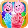Pig Frozen Slushie Image