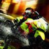Crazy Stunt-Man X-Treme Motor-cycle 30 Level Bike-r Mania Image