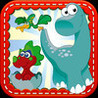 Crazy Dinosaurs Differences Game Image
