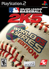 Major League Baseball 2K5: World Series Edition Image