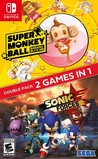 Sonic Forces / Super Monkey Ball: Banana Blitz HD Double Pack Image