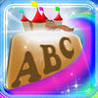 ABC Wood Alphabet Letters Magical Wood Puzzle Match Game Image