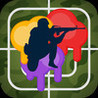 Paintball Battle 3D Image