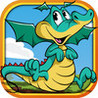 A Cute Baby Fire Dragon Match - Monster Puzzle Slide Mania Image