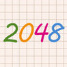 2048 - Number puzzle Doodle Style Image