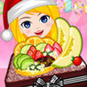 Christmas Cake Chef - Cooking & Baking & Decorate & Makeover Image
