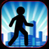 Stickman Sketch Guru Run - Street Jump and Run Game PRO Image