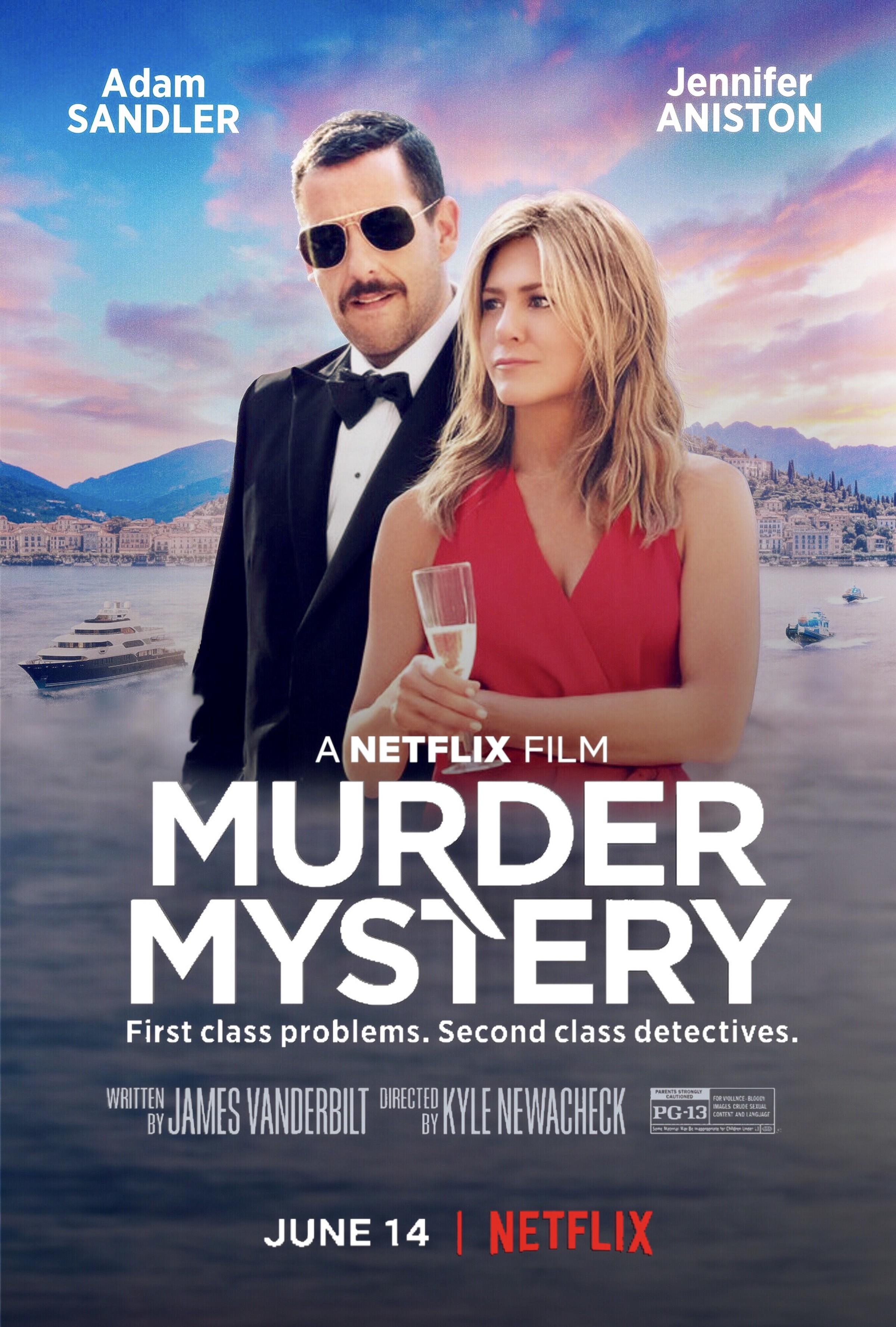 Murder Mystery Reviews - Metacritic