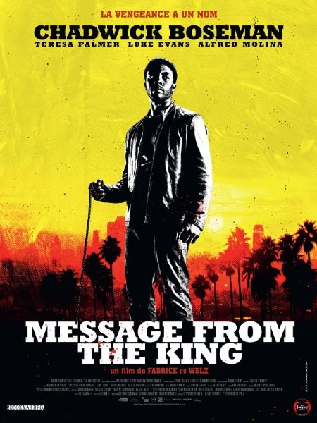 Message from the King Reviews - Metacritic