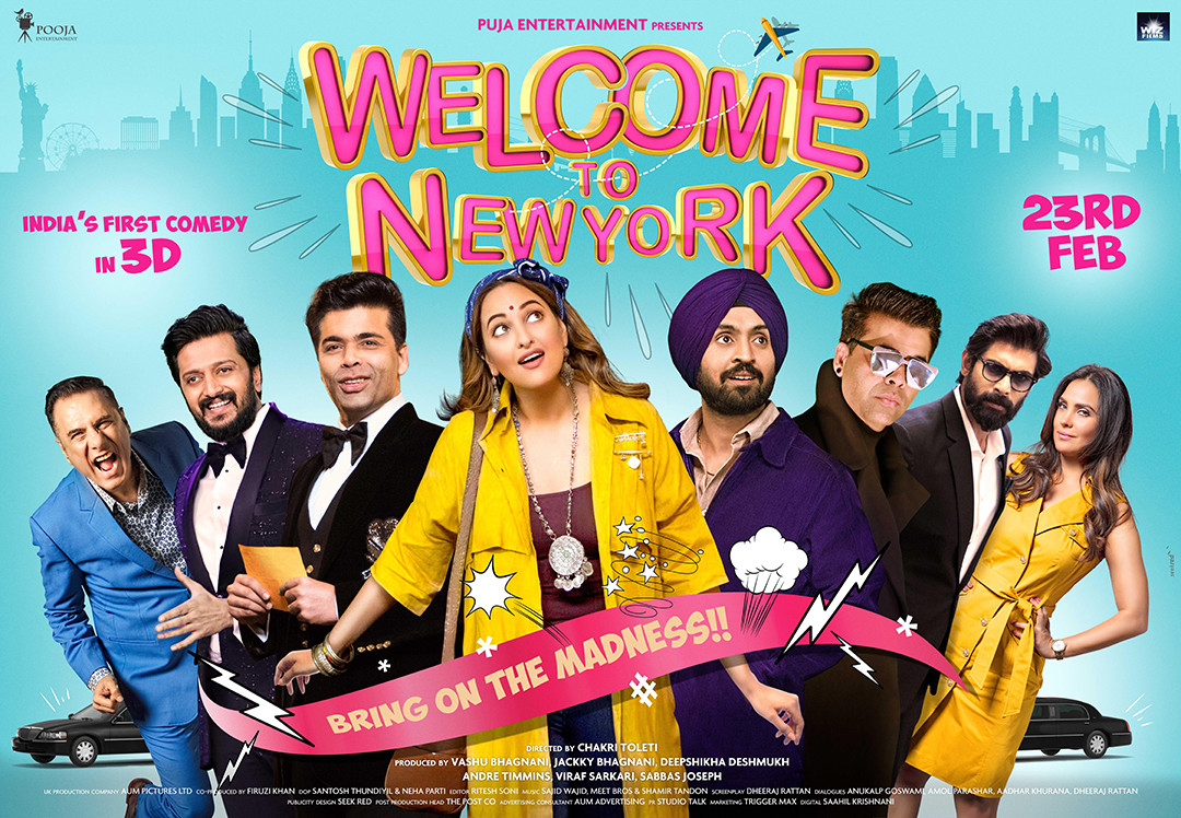 Welcome To New York 2018 Details And Credits Metacritic