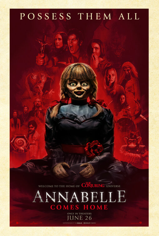 Annabelle Comes Home Reviews Metacritic