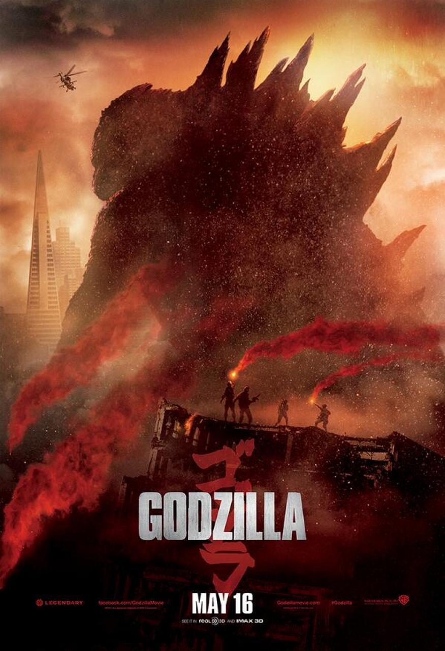 godzilla 2014 reviews metacritic