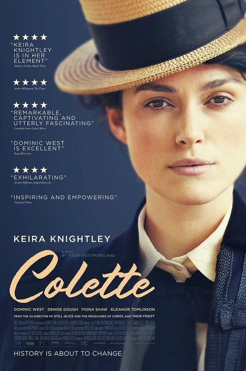 Image result for colette film