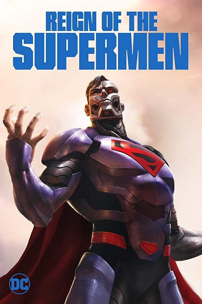 Reign Of The Supermen Reviews Metacritic