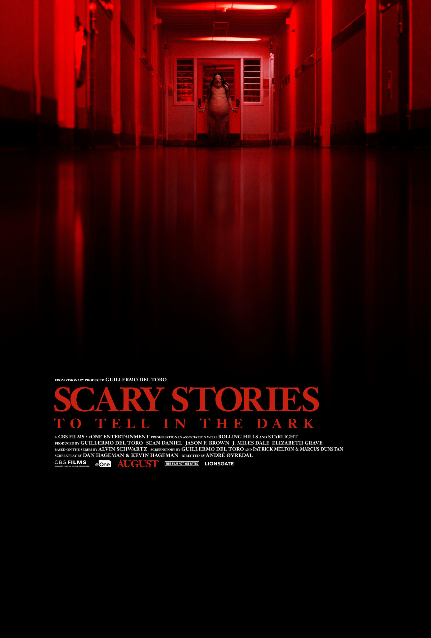 Scary Stories To Tell In The Dark Reviews Metacritic