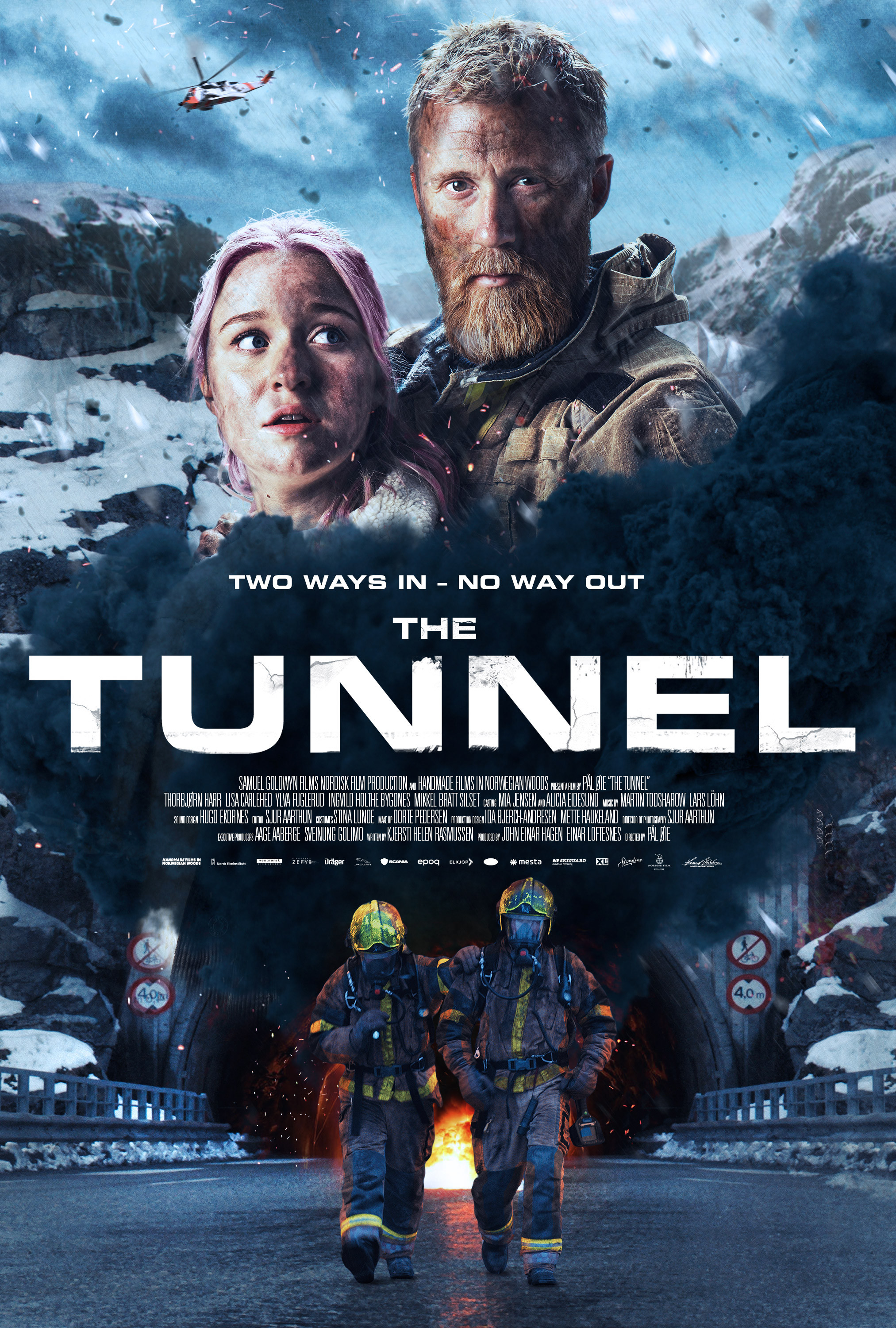The Tunnel 20 Details and Credits   Metacritic