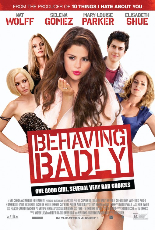 Behaving Badly Reviews Metacritic