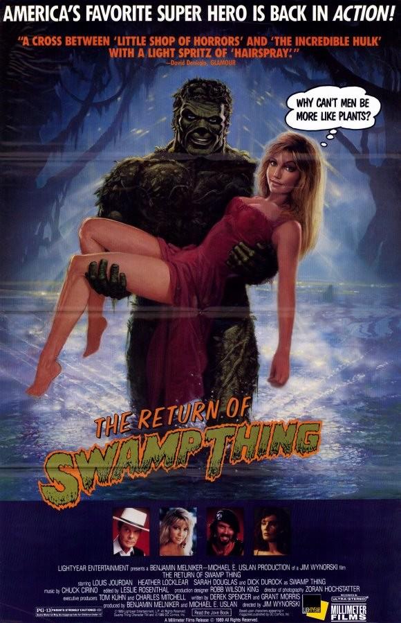 The Return of Swamp Thing Reviews - Metacritic