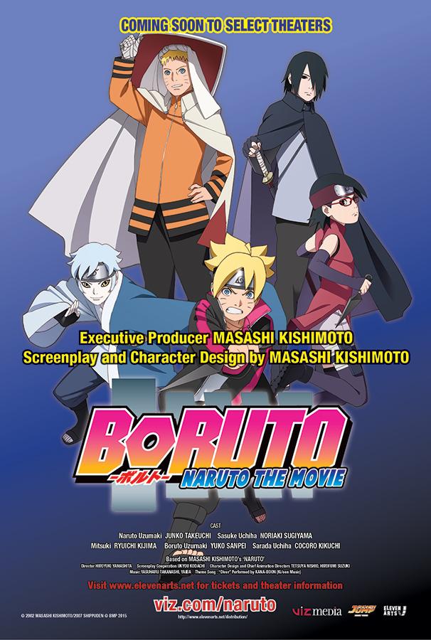 Boruto: Naruto the Movie Reviews - Metacritic