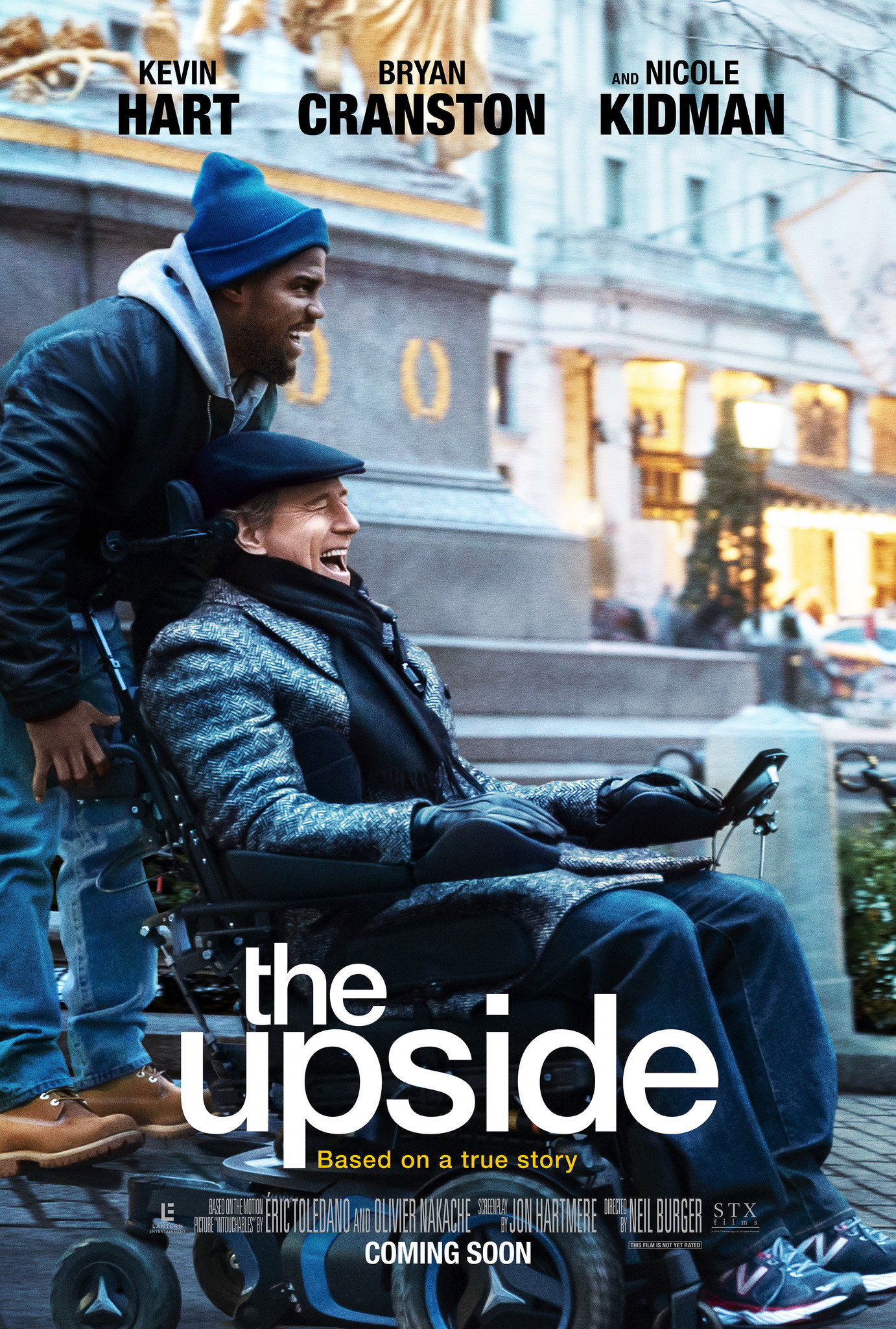 Allo Movies Streaming the upside details and credits - metacritic