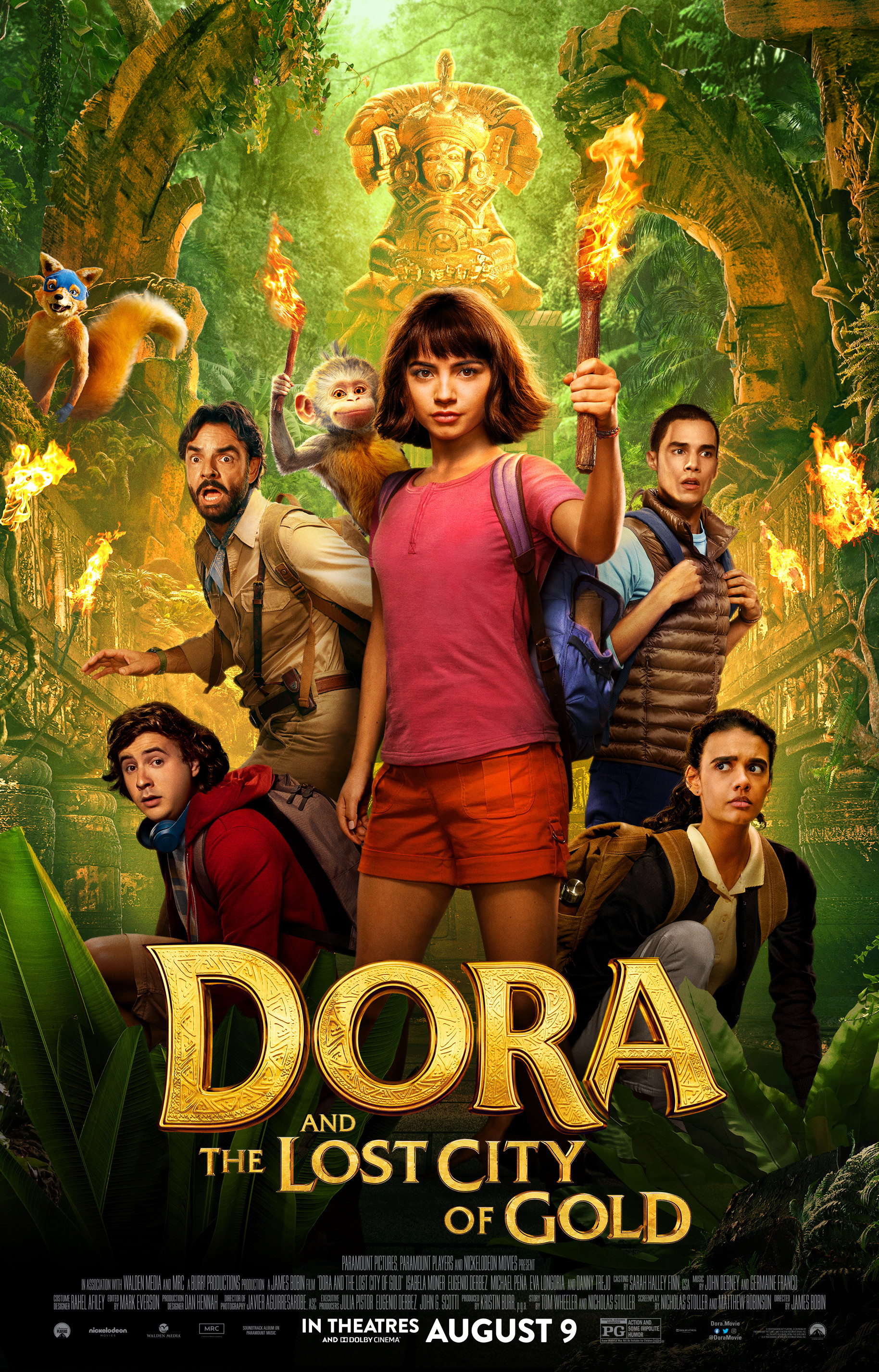 Dora and the Lost City of Gold Reviews - Metacritic