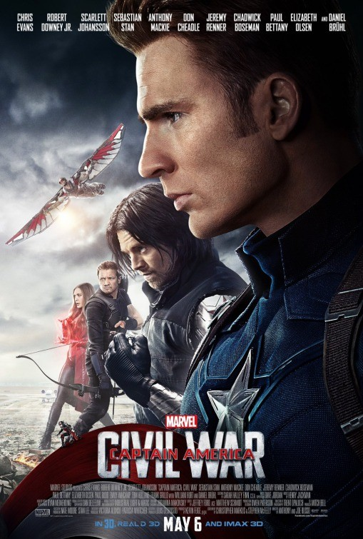captain america civil war details and credits metacritic