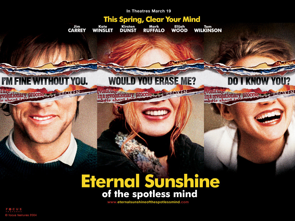 Eternal Sunshine Of The Spotless Mind Reviews Metacritic
