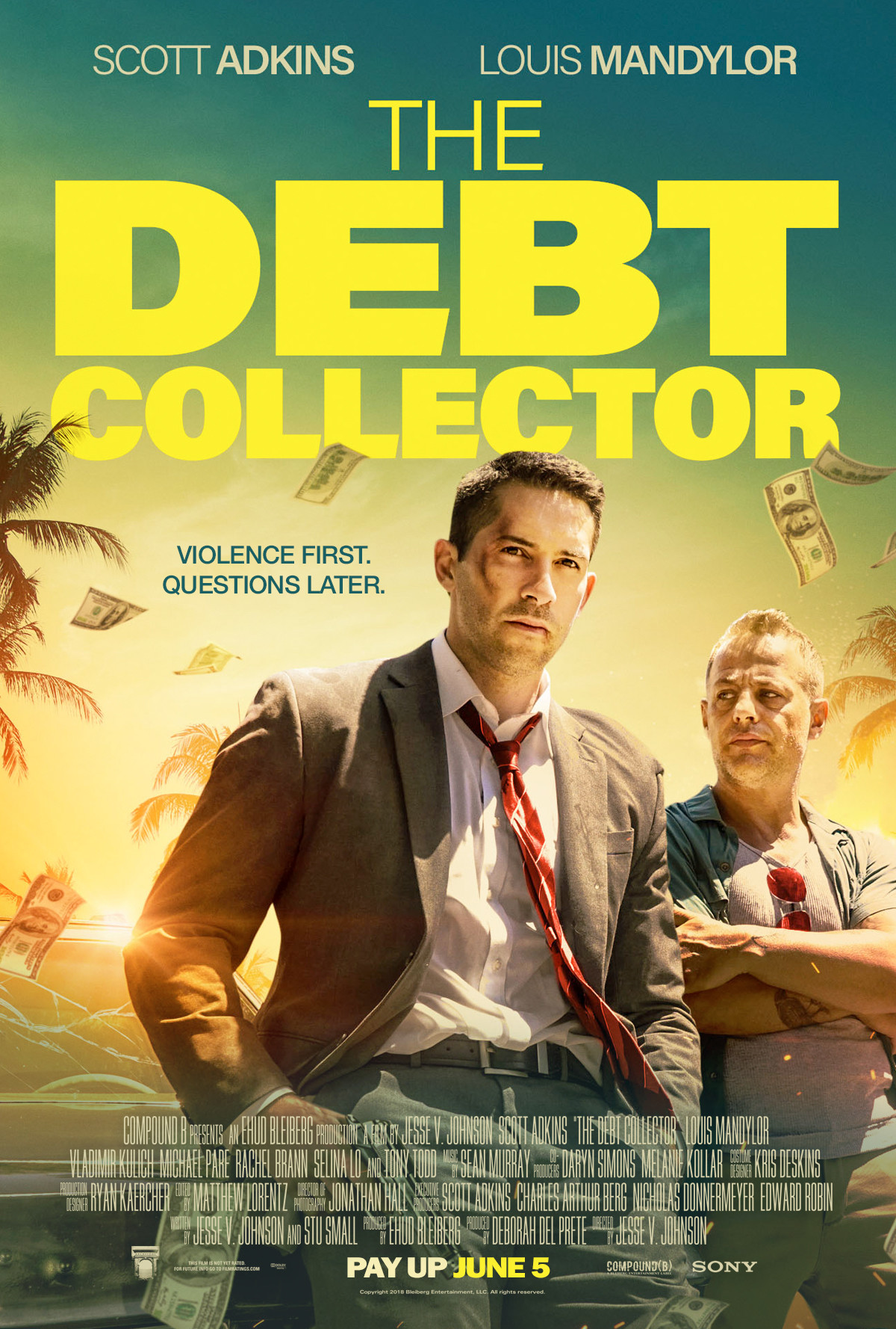Angela Nicholas Movies the debt collector details and credits - metacritic