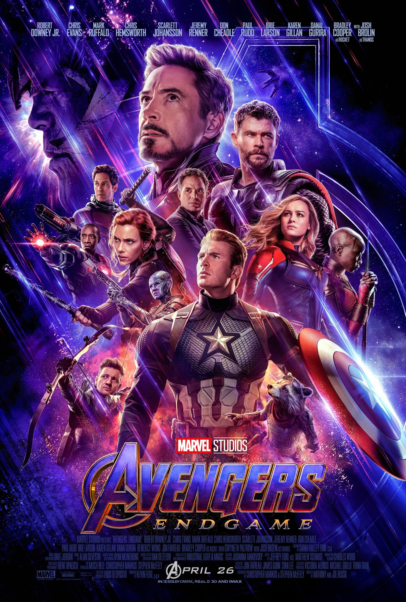 Avengers Endgame Reviews Metacritic