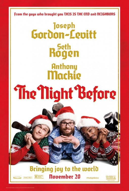 the night before reviews metacritic - The Night They Saved Christmas Dvd