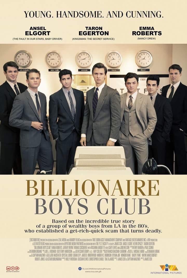e2ade79f4 Billionaire Boys Club Reviews - Metacritic