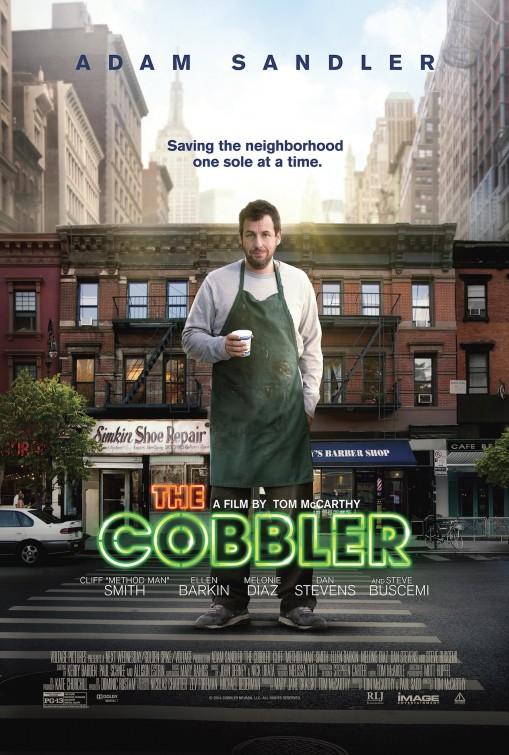 The Cobbler Reviews - Metacritic