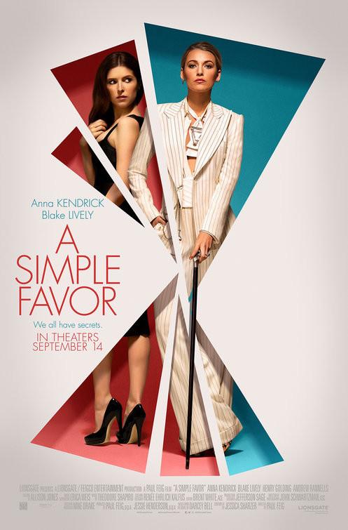 94e1a3d853ba A Simple Favor Reviews - Metacritic