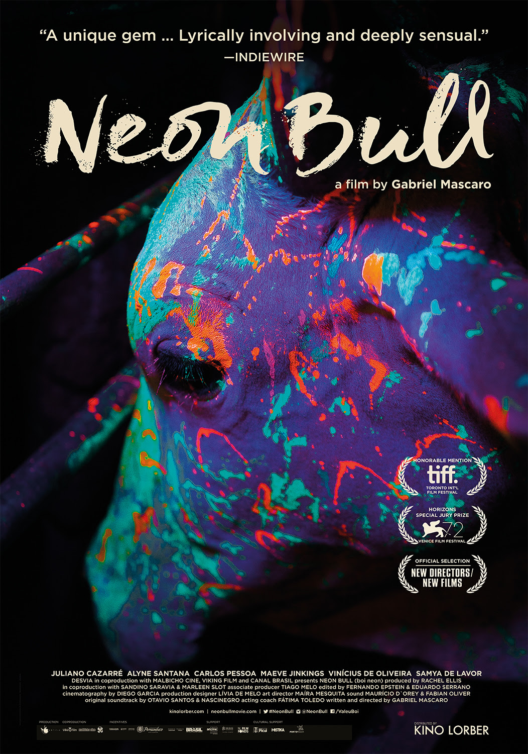 Neon Bull Details And Credits Metacritic